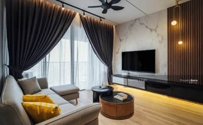 For Sale - [Shah Alam] 95% Sold out Investment , Condo Freehold beside shopping mall