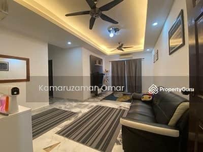 For Sale - ADA BARANG PERCUMA Pangsapuri Cendana Bukit Subang Semi Furnished