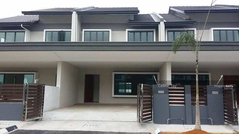 Kajang Semi D Concept Double Storey Freehold!! 2980sqft with Gated and Guarded!! #168405403
