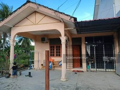 For Sale - Semi - D Endlot Taman Indah Gong Pauh Kemaman [MURAH & LUAS]