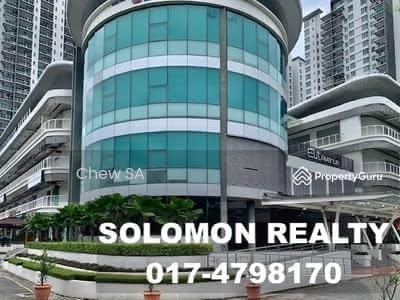 Dijual - Elit Avenue Commercial Centre