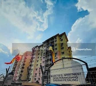 For Sale - Desa Perangsang Apartments (Block F & G)