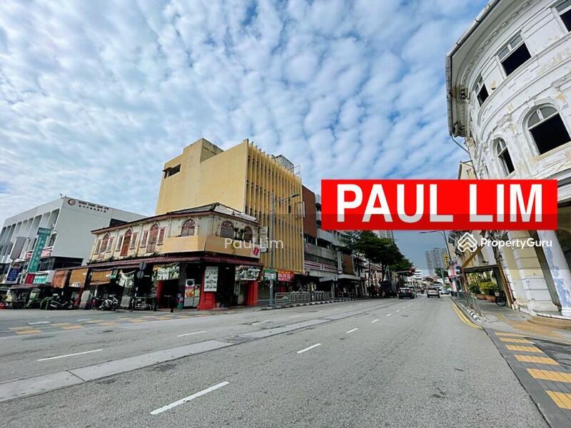 SHOP LOT SALE AT JALAN PENANG 5.5 STOREY PREMIER LOCATION FACING BUSY ROAD HIGH VISIBILITY #168658597