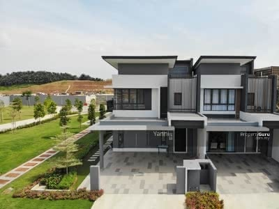 For Sale - FREEHOLD & FULL Loan - 22x75 New Launch @ Sungai Buloh Awarded New Township