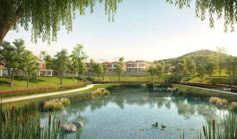 [Bumi Lot Unit & Water Theme Park ] New Double Storey 24x65 With 6Star Amazing Landscaping #168743877