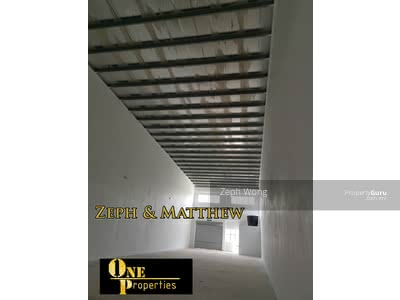 For Rent - Balakong 1. 5 Storey Link Factory
