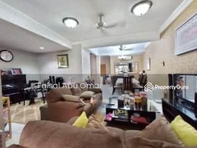 For Sale - FACING OPEN 2Sty Terrace House, Seksyen 8, Kota Damansara