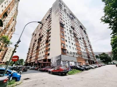 For Sale - Renovated Apartment Mesra Ria, Ampang For Sale