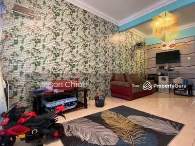 For Sale - Kemuning Greenville Kota Kemuning 2 Storey Fully Extended Up&Down Fully Renovated Facing MoreParking
