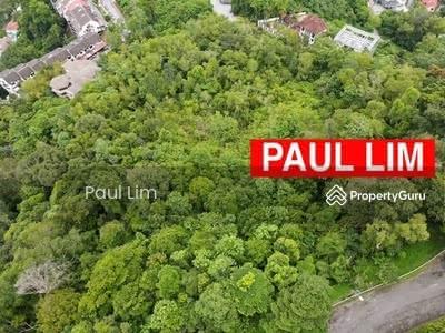 For Sale - LAND SALE AT PEARL HILL PUNCAK BUKIT MUTIARA HILL LAND SEA VIEW 0. 684 ACRE