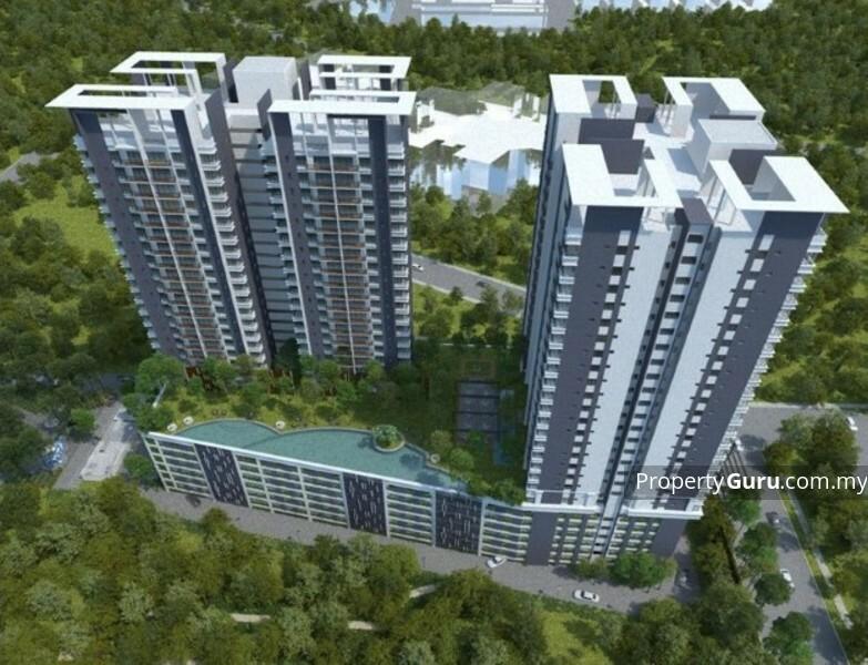 For Sale - BANK LELONG No. 1-23-03A, Block 1, Zeta Deskye @ Alam Saujana Condominium, No. 9, 51100 Kuala Lumpur