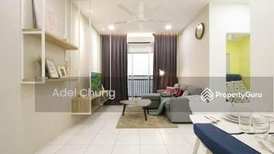 For Sale - Melaka 3 Rooms City Condo in Semabok near Melaka Raya Melaka