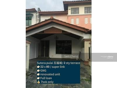For Rent - Taman Sutera Utama