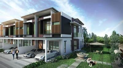 For Sale - ALL NEW 2 STOREY 22 X 75 SUPERLINK AMPANG