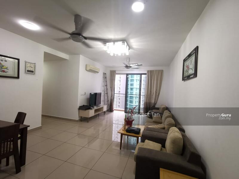Fully Furnished And Well Kept The Henge Condominium Kepong For Rent #168927393