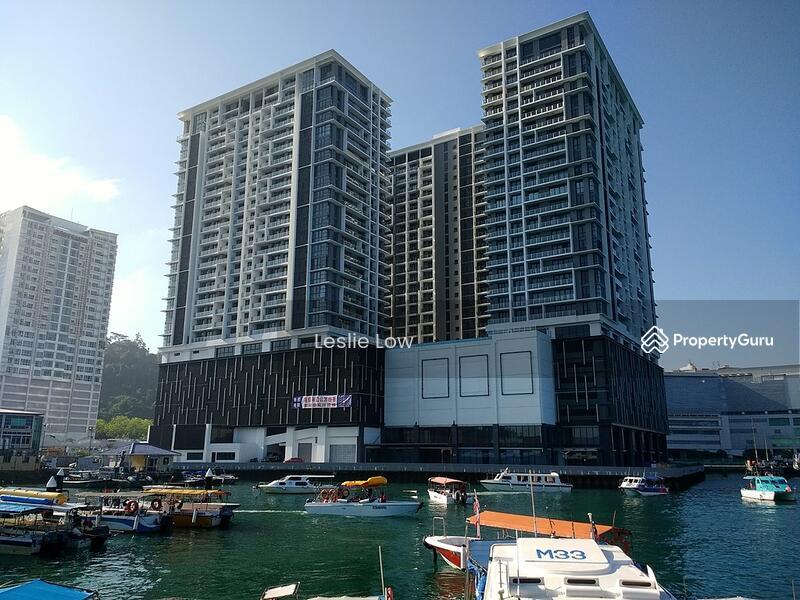 28/10/2021 BANK LELONG : No.C-19-02, Jesselton Residences, Off Jalan Tun Fuad Stephen, Kota Kinabalu #168956043