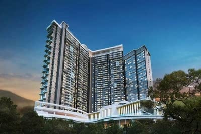 For Sale - [ Next To KD 20mins & Super Huge Size ] Semi-D Condo With Greenery Environment
