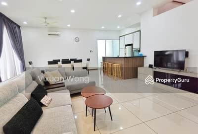 For Rent - 2. 5 Storey Semi-D Isola Villa Senibong Cove