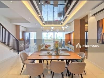 For Sale - [New] Freehold 2 Storey 22x75, Jardin Residence, Sungai Buloh