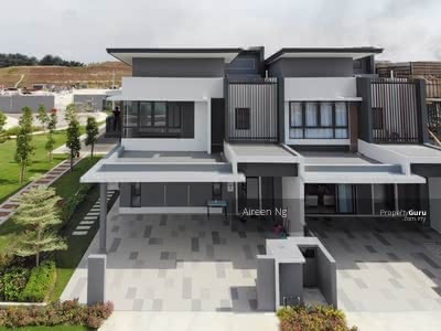 For Sale - Freehold & Full Loan - 22x75 Double Storey @Sungai Buloh Awarded New Township