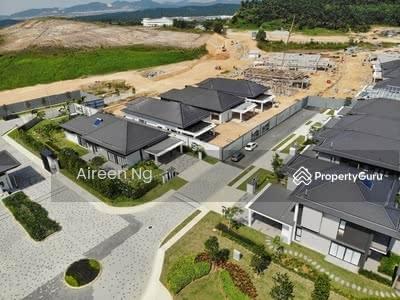 For Sale - Freehold 60x100 Single Storey Bungalow @ Sungai Buloh Awarded New Tonwship