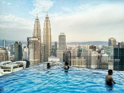 For Sale - [NEW] Beside MRT Station 80m 3Bedroom Condo Korean Themed Facility Concept Freehold Highend Residen