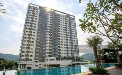 For Sale - Monthly Payment only from RM750)MCO Deal Free Furnish below market Full Loan setia alam condo !