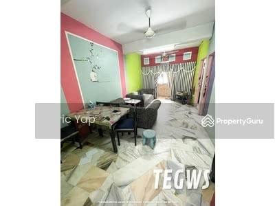 For Sale - Full Loan Cash Back Reno Sentosa Klang Shop Apartment Good Conditon