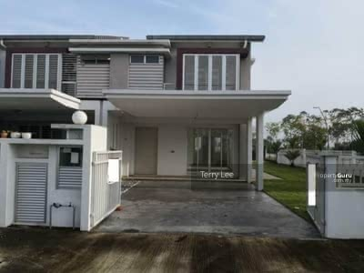For Sale - Cheras landed Monthly payments only RM1800【Superlink Freehold 24x75 Below Market Price】