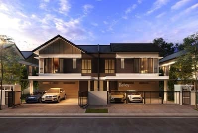 For Sale - Freehold Fully Furnish Hilltop Tropical Living 40x80 [ 20Min to Kota Damansara ] 2021 HOC