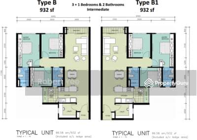 Disewa - Mizumi Residences