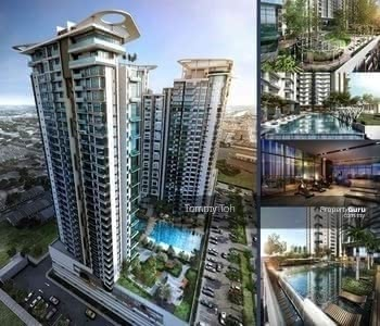 For Sale - 36% high rebate can free installment 10 years from 260k link mrt station