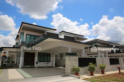 For Sale - Harga Rendah 290k! !! [ Semi D Concept ] 2829sqft Double Storey FREEHOLD , Only 4xxk! Kota Kemuning