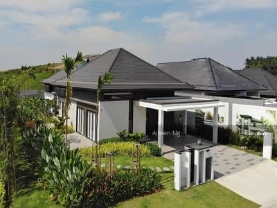For Sale - 60x100 Single Storey Bungalow New  Lanching HOC Package Full Loan