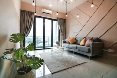 For Sale - Sunsuria City【250k & 20% Rebate, Cashback】30 Facility Walking Shoplot & Mall, Xiamen University