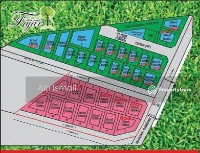 For Sale - TANAH LOT BANGLO UTK DIJUAL DI KG SRI FAJAR GAMBANG KUANTAN