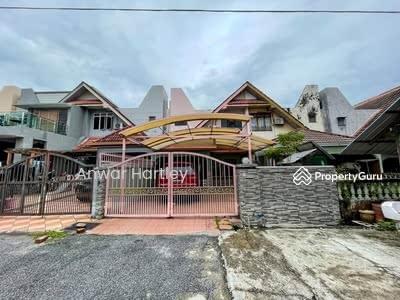 For Sale - (Facing Open) Double Storey Terrace TAMAN AMPANG HILIR Ampang Kuala Lumpur