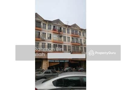 For Rent - Shop Apartmet @ Park Avenue, Taman Tampoi Indah For Rent