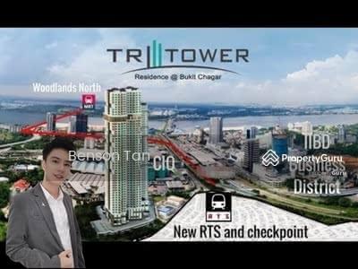 For Sale - TriTower Residence @ Johor Bahru Sentral