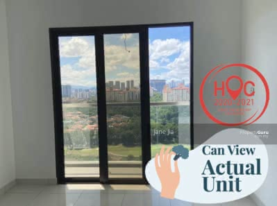 For Sale - [Completed Project] 3 Mins Walk to LRT & Mall. KLCC / Golf / Forest View. No Progressive Interest