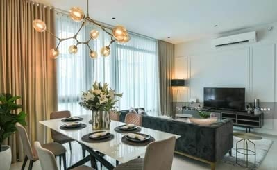 For Sale - 300m to TARC【Hot Invest Area】Ready Tenants & Full Loan @  Setapak New Condo
