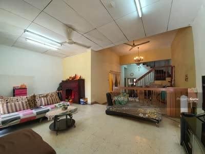 For Sale - [Below Bank Value] Corner D/sty House at Cheras Taman Segar