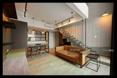 For Sale - TWY Duplex Condos @ Mont Kiara