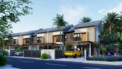 Dijual - New 2sty Landed House at Alam Impian, Seksyen35, Shah Alam