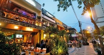 Disewa - Changkat ceylon
