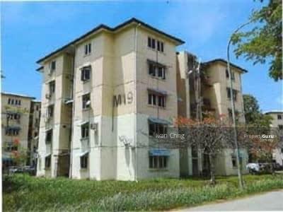 For Sale - 25/10/21 BANK AUCTION :  Third Floor, Block M19, Mutiara Permai, Taman Mutiara, 87007, Labuan
