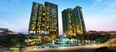 For Sale - New Condo Seri Kembangan 3 Room (Monthly Rm600)MRT Project