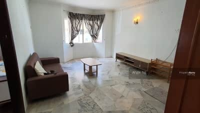 Disewa - Fully Furnished Hilir Kota 1 Apartment Melaka Raya