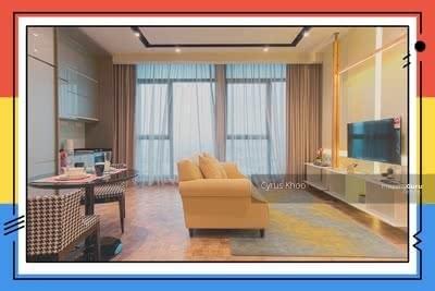 For Rent - October Deal: Expressionz Suite @ KLCC