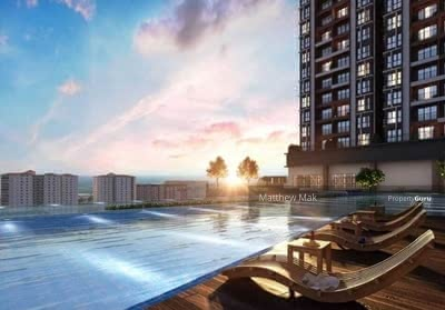 For Sale - VIVO Residential Suites @ 9 Seputeh